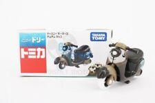 Takara Tomy Tomica Disney Motors Finding Dory Chim Chim Rakko Motorcycle Diecast