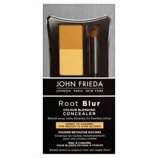4x John Frieda Root Blur Colour Blending Concealer Honey to Caramel 90g