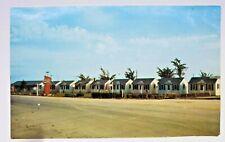 Dexter Press Inc., Full Color Vintage Post Card, Nostalgic Cottage Motel