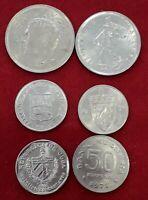 monedas del mundo varios paises