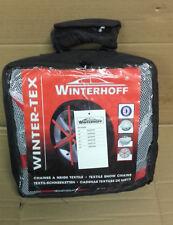 CHAINE CHAUSSETTE A NEIGE TEXTILE pour pneu 255 55 R19 marque winterhoff