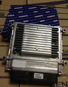 2010-2012 HYUNDAI GENESIS COUPE 2.0T OEM 6SP ENGINE CONTROL MODULE ECU ECM OEM