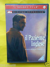 dvd il paziente inglese the english patient juliette binoche film films dvd's gq
