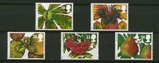 QE11 1993 FINE USED AUTUMN FRUITS AND LEAVES SET