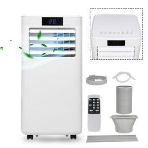 Mobile Klimaanlage Klimagerät mit Wifi 9000 BTU Kühler Luftreiniger EEK A 4in1