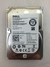 "00X3Y 000X3Y ST9500620NS DELL 500GB 7200RPM 6G SFF 2.5"" SATA HARD DRIVE W/O TRAY"
