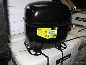 230V compressor Secop SC21CL 104L2322 195B4023 identical as Danfoss R404A R507