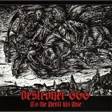 Destroyer 666 - To The Devil His Due LP - BLACK VINYL limited to 100