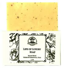 Life Of Luxury Soap Wealth Money Riches Prosperity Wiccan Pagan Hoodoo Magick