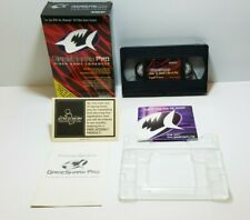 Nintendo 64 N64 GameShark Pro Box VHS And Inserts ONLY VGC
