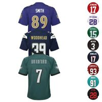 Nike Official NFL Home Away Alt Team Player Game Jersey Collection Youth (S-XL)