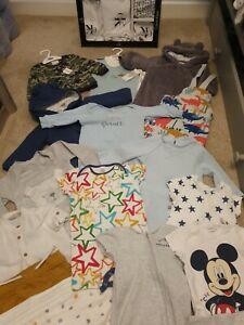 HUGE JOB LOT Bundle Designer Baby Boy Clothes 3 - 9 Months BRAND NEW 👶👶💙
