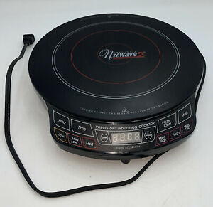 Nuwave Precision Induction Cooktop 2- 1,300 Watts- Model 30141CQ