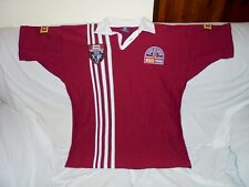 QUEENSLAND STATE OF ORIGIN 1998 RETRO JERSEY SIZE LARGE