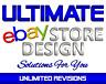 Custom eBay Store Design / eBay Listing Template / Mobile Responsive