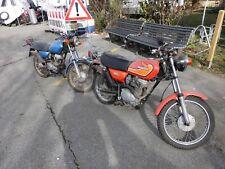 original Ersatzteile spare-parts Honda XL50 CB50J CY50: 1x Motor engine moteur
