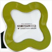Jonathan Adler Clover 5.5''x 5.5'' Frame-Green