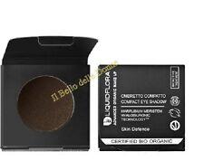LIQUIDFLORA Refill EYESHADOW compact Organic 13 Chocolate coffee eyes