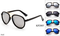 Kids Sunglasses Aviator Style Boys Girls Youth Eyewear Classic UV 100% Lead Free