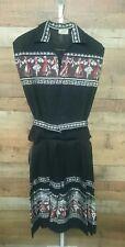 Athens Greece MINOS Stoa Spirou Miliou Vtg Dress Suit Women's Size on pics (12)