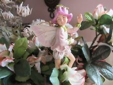 RARE Cicely Mary Barker THE CANTERBURY BELL FAIRY ornament figurine Series II