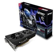 Scheda Video Sapphire Nitro+ Radeon RX 580 8GB GDDR5 - IDEALE PER MINING