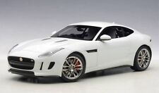 Jaguar F-Type R Coupé (polaris blancheur) 2015