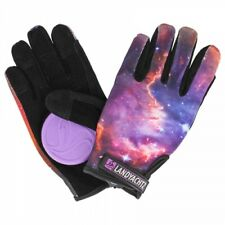 LANDYACHTZ SPACE FREERIDE SLIDE GLOVES LONGBOARD (MISMATCHED SIZE) FREE SHIPPING