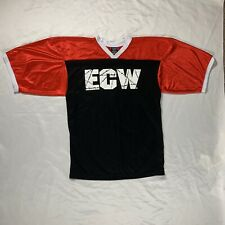 ECW One Night Stand II Vintage Football Jersey! 6/11/06 WWE WWF Adult Size