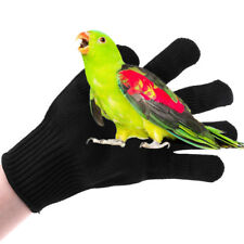Anti-bite Gloves Parrots Birds Hamster Chewing Working Safety Protective Gloves
