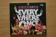 Lyrics Born  ‎– Everywhere At Once    (C186)