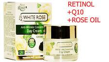 Anti Wrinkle Serum Rose Retinol Hyaluronic Acid Matrixyl Snail Buy2 Get1