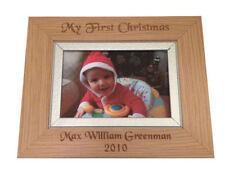 Oak Modern Photo & Picture Frames