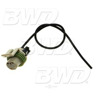 Oil Pressure Switch Connector  BWD Automotive  PT5557