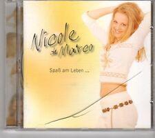 (GK553) Nicole De Marco, Spaß Am Leben... - 2004 CD