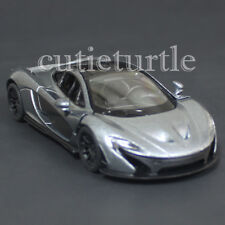 Kinsmart Mclaren P1 1:36 Diecast Toy Car Grey
