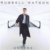 Russell Watson, The Voice - Encore (2001) CD, New, Sealed. Free Postage