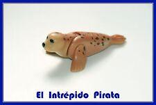 PLAYMOBIL - NOVEDAD 9069 Foca Otario Zoo Marino Pirata Pesca Barcos Expedición
