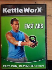 Kettleworx Fast abs dvd