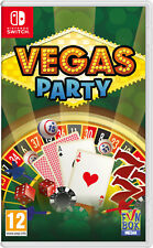 Vegas Party Nintendo Switch Game *** PRE-ORDER ITEM *** Release Date 22/06/18