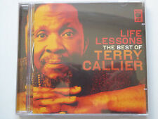 TERRY CALLIER <>  Life Lessons: The Best Of  <> VG+ (2CD)