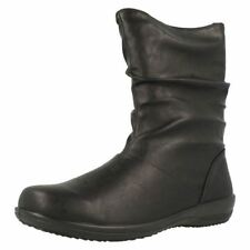 Mid-Calf Boots Synthetic Wide (C, D, W) Shoes for Women