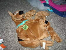 RUBIE'S COSTUME SCOOBY-DOO SMALL KIDS DELUXE PLUSH COSTUME