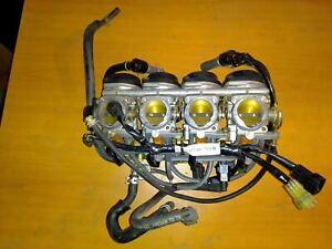 Yamaha Yzf R6 03-05 04 06 07, R6s 06-09 Carburetors injection Throttle Bodies