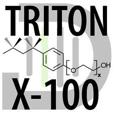 Triton X-100 (Netzmittel / Detergenz syn. Octoxinol 9) 50 ml