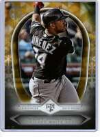 Eloy Jimenez 2019 Topps Tribute Rookies 5x7 Gold #19R-13 /10 White Sox