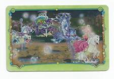 Bella Sara Spring Carnival foil shiny card S53/55 Carnival Parade
