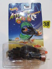 HOT WHEELS 1993 ATTACK PACK ALIEN INVADERS - SPACE SUCKER