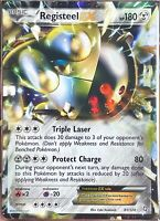 Registeel EX (Holo) - 81/124 Dragons Exalted - NEAR MINT