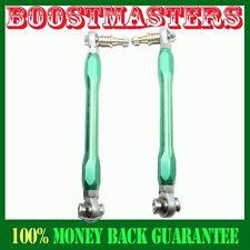 For 2000-2009 Honda S2000 Adjustable Rear Toe Arm Anti Bump-Steer GREEN